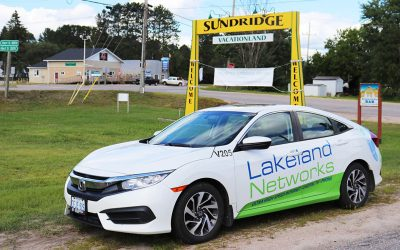 Fibre now available in Burk's Falls and Sundridge