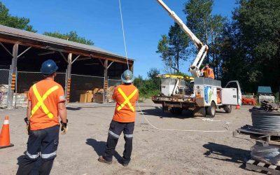 Lakeland Networks awarded $701,055 for Wasauksing First Nation High-Speed Fibre Internet Build